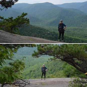 Old Rag Mountain Trail, Shenandoah National Park, Virginia