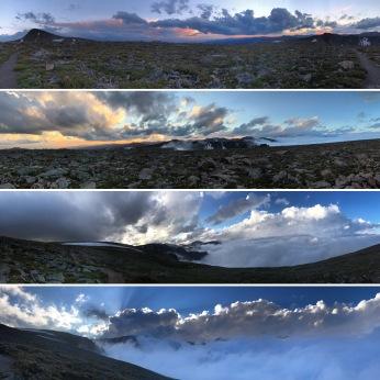 Flat Top Mountain, Rocky Mountain National Park, Colorado